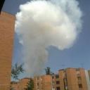 Explosion Parque industrial Cuamatla, Cuautitlan Izcalli
