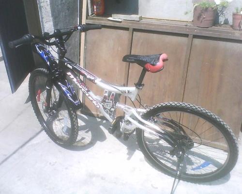 Bicicleta Mercurio Onix