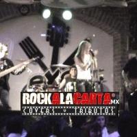 ROCKALACARTA.MX BANDA DE ROCK COVERS FIESTA, EVENTOS. TRIBUTOS