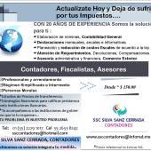 SSC Silva Sanz Cerrada Contadores